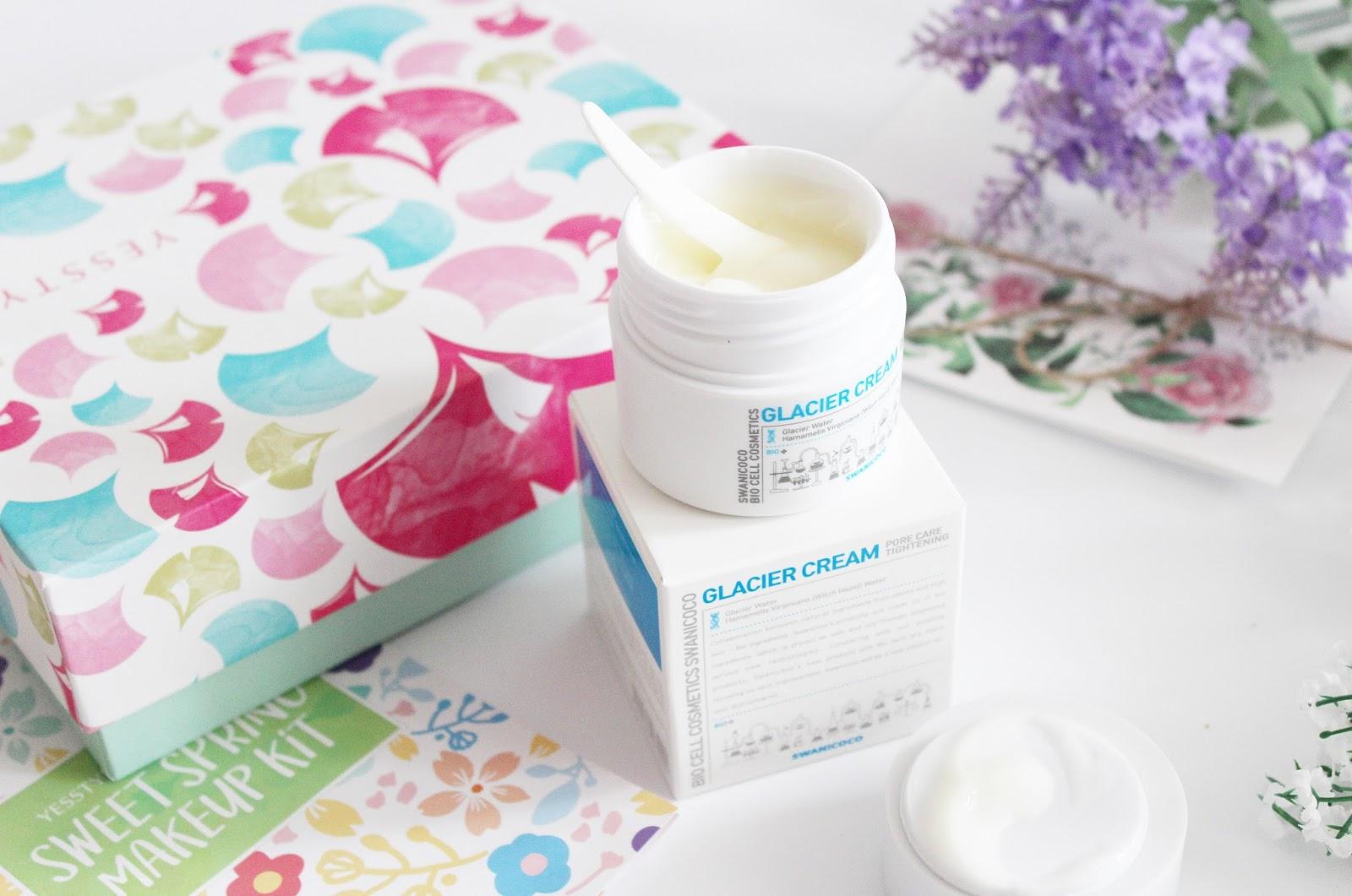 Swanicoco, Pore Care Tightening Glacier Cream