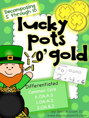 https://www.teacherspayteachers.com/Product/St-Patricks-Day-Math-Decomposing-5-6-7-8-9-10-2441990