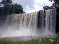 Air Terjun Melanggar Dan 9 Air Terjun Lainnya di Kalimantan Barat