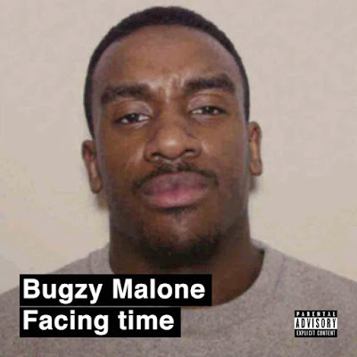 "PUBLICITY STUNT? BUGZY MALONE ANNOUNCES ""FACING TIME"" ALBUM"