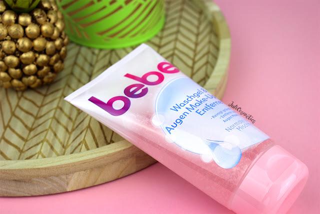 Bebe-Waschgel-und-Augen-Make-Up-Entferner