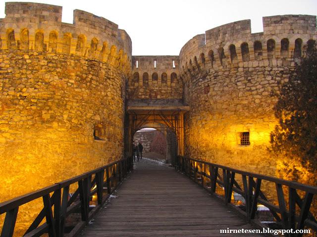 Калемегдан - Тюремные ворота