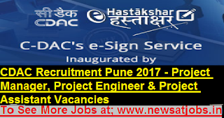 CDAC-97-Project-Manager-Engineer-Assistant-Vacancies