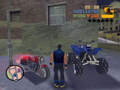 Download GTA 3 Game For PC Highly Compressed