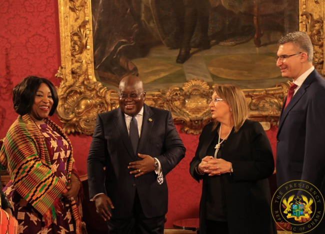 """""""Ghana Is Ready For Business"""" – President Akufo-Addo To Maltese Companies"""