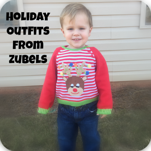 Holiday Outfits from Zubels #HGG2016