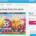 Bantu Terselenggaranya Color Fun Walk