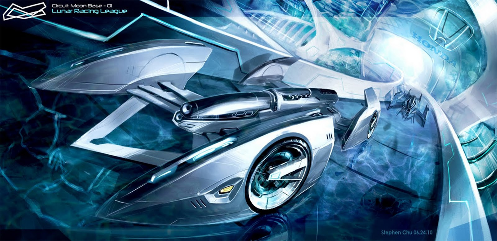 DSNG'S SCI FI MEGAVERSE: MORE CONCEPT VEHICLES [CARS