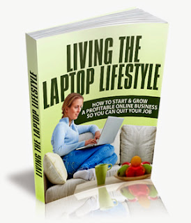Cover Image - Living The Laptop Lifestyle