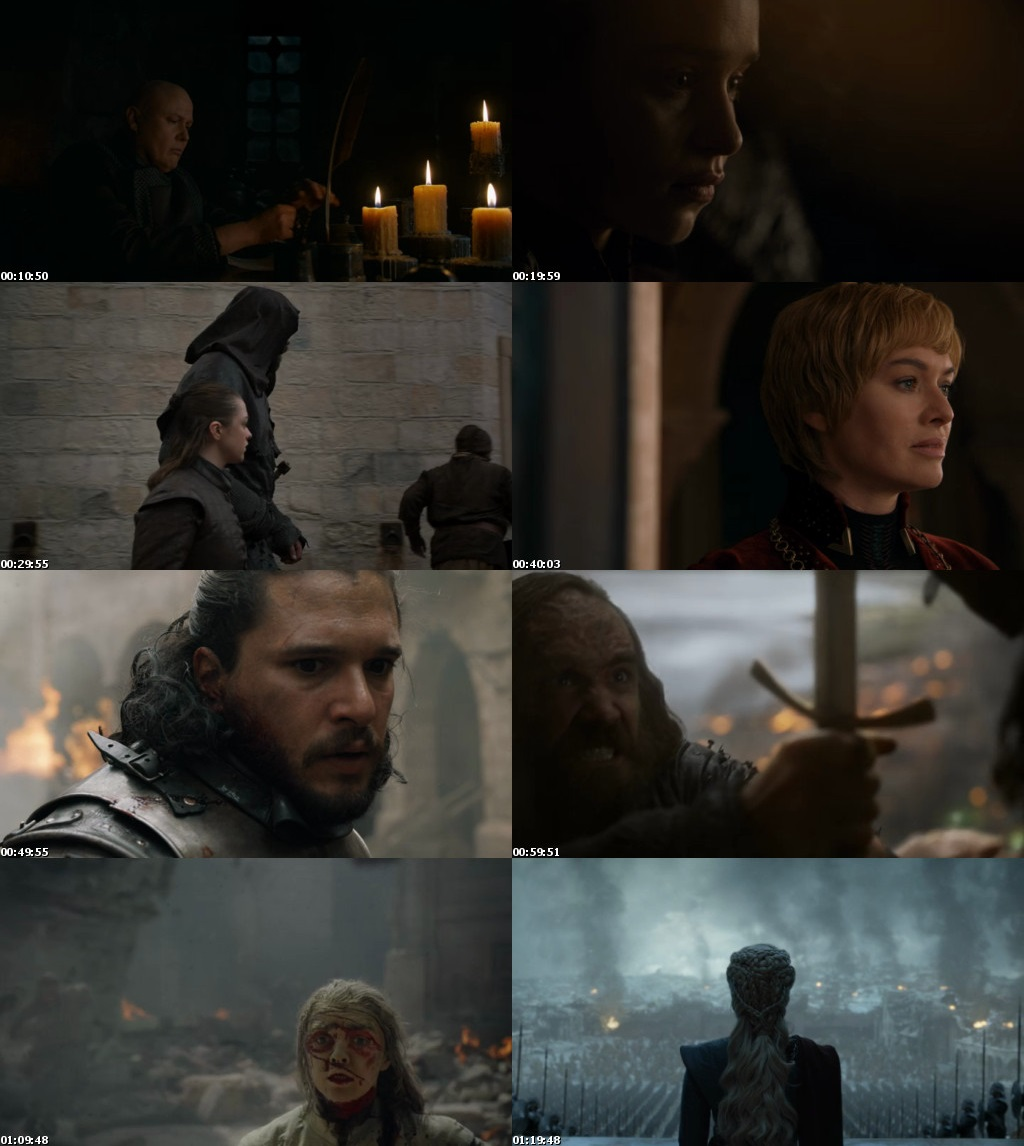 Watch Online Free Game of Thrones S08E05 Full Episode Game of Thrones (S08E05) Season 8 Episode 5 Full English Download 720p 480p