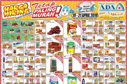 Katalog Promo Ada Swalayan 19 - 21 April 2019