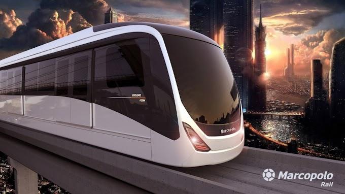 Marcopolo Rail, una marca centrada en el segmento Metroferroviario