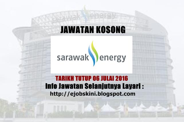 Jawatan Kosong Sarawak Energy
