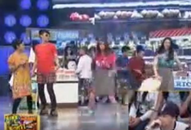 Watch Angel Locsin Dancing This Kind Of Dance At It's Showtime And It Will Definitely Surprise You!