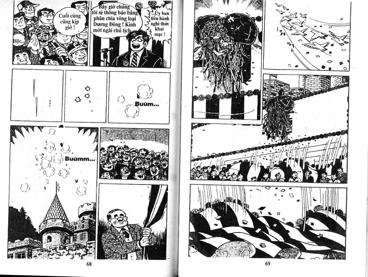 Ashita Tenki ni Naare chapter 50 trang 33