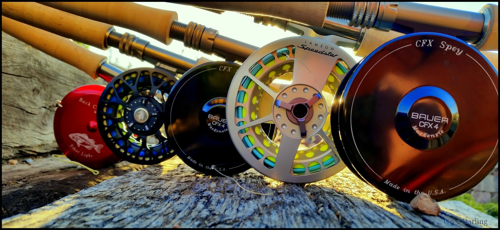 Gorge Fly Shop Blog Trout Spey Reels