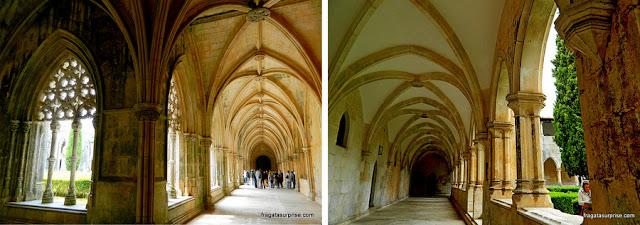 Claustro Real do Mosteiro da Batalha, Portugal