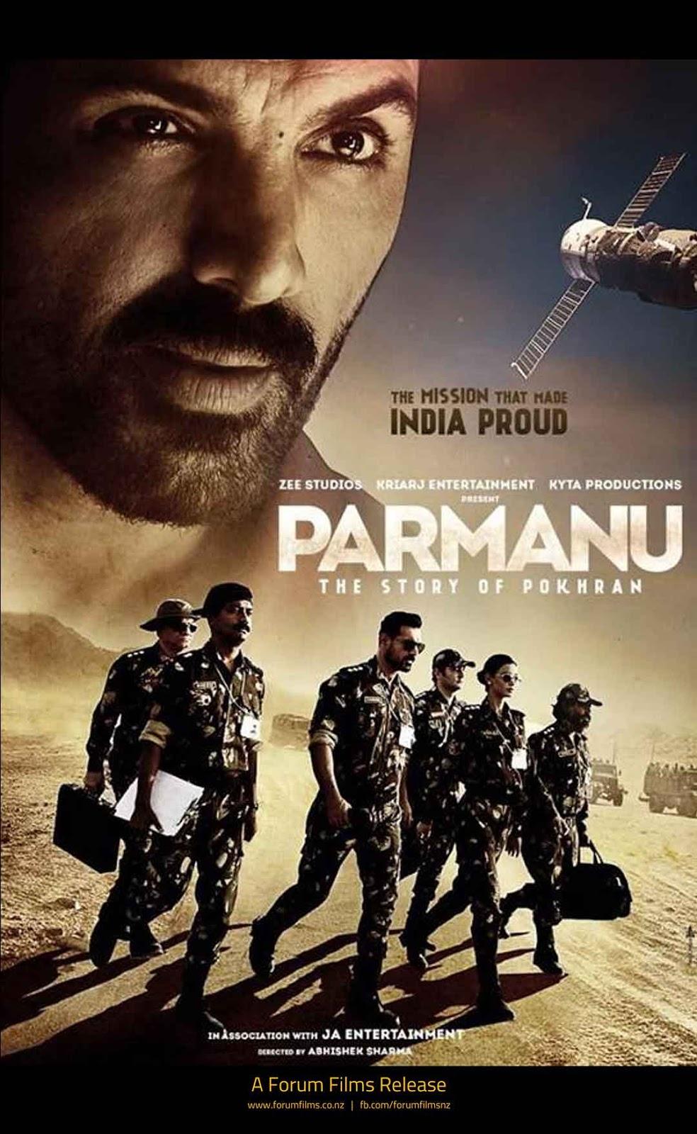 parmanu movie download