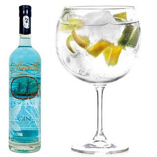 Cocktail con ginebra Magellan : Gin Tonic