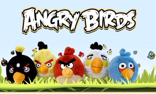 Game android Angry Bird