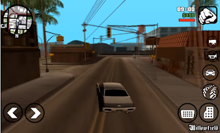 Download Game GTA SA Lite Android v10 Apk Ukuran Kecil Terbaru