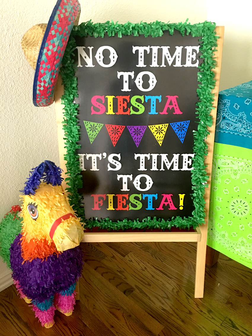 Bellagrey designs cinco de mayo fiesta party ideas - Mexican themed party decoration ideas ...