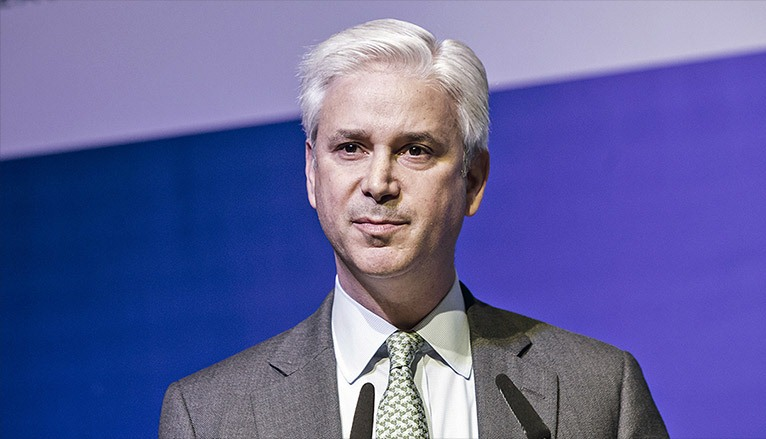 Visa CEO Is Stepping Down