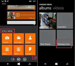 Mengirim File MP3 via whatsapp4