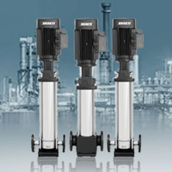 Shakti Vertical Multistage Centrifugal Pump SCR 3-23 (3HP) Online, India - Pumpkart.com