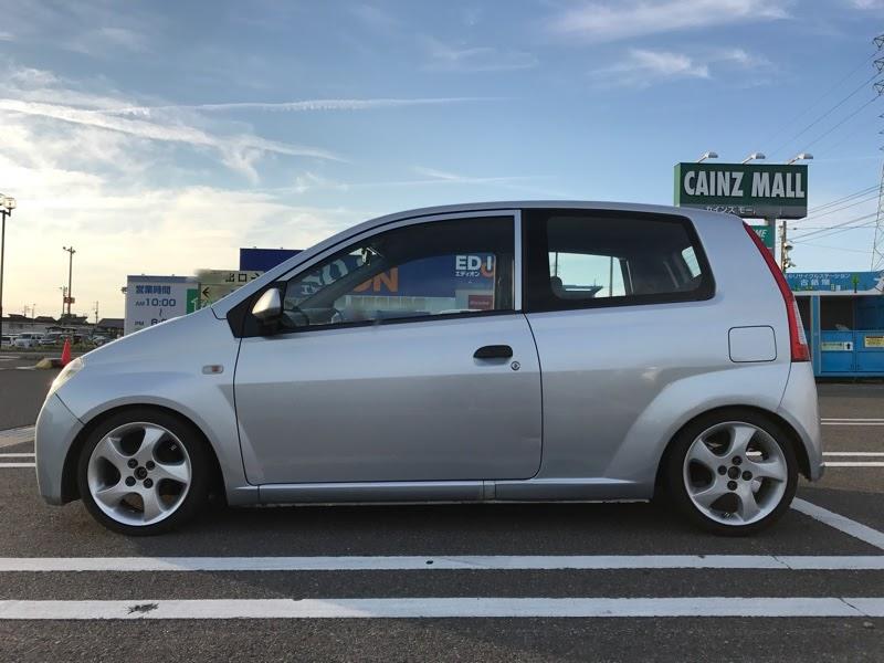 Daihatsu Cuore, L251, VI, niedrogie, miejskie auto, mały samochód, miejski, silnik 3-cylindrowy