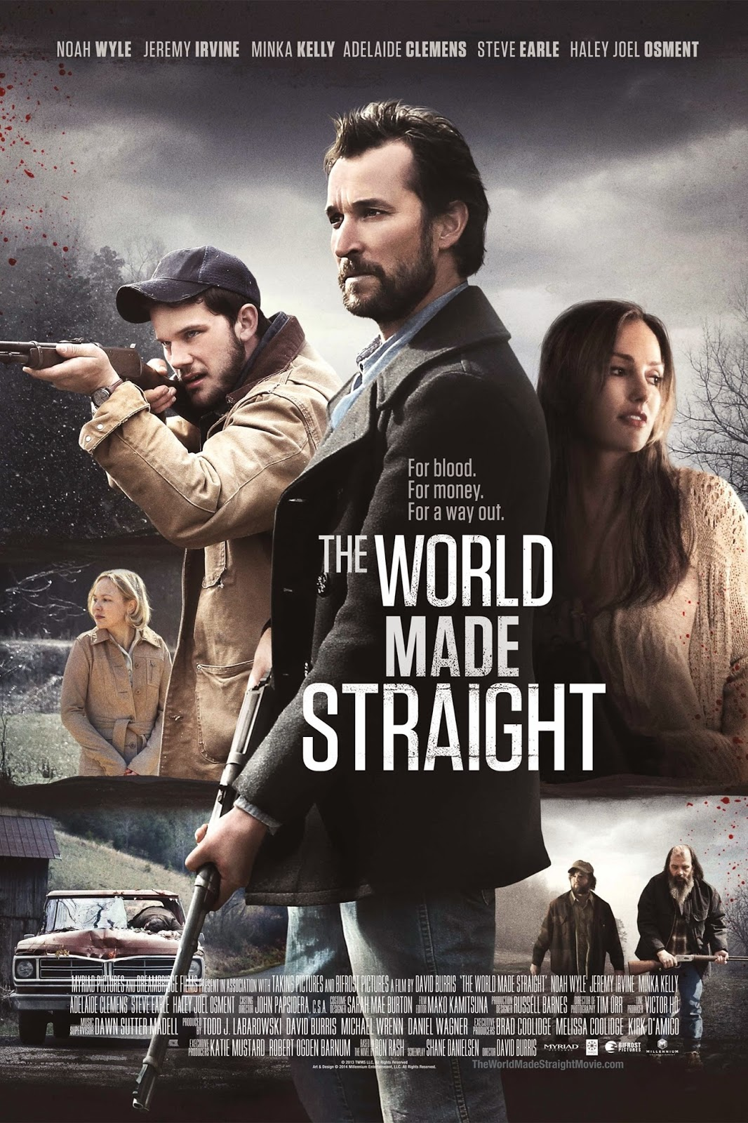 The World Made Straight 2015 - Full (HD)
