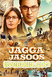 مشاهدة فيلم Jagga Jasoos 2017 مترجم HD