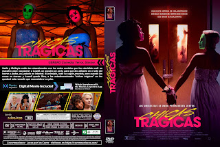 CARATULA CHICAS TRAGICAS - TRAGEDY GIRLS - 2017
