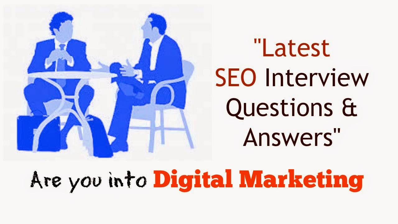 SEO Interview Questions SEO India