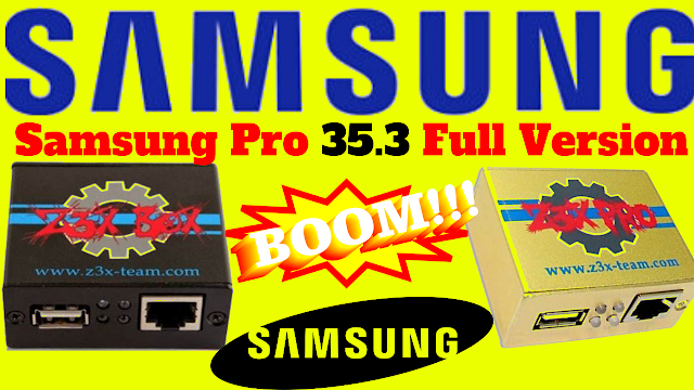 z3x box samsung tool pro v35.3 free full version Download Link 2019