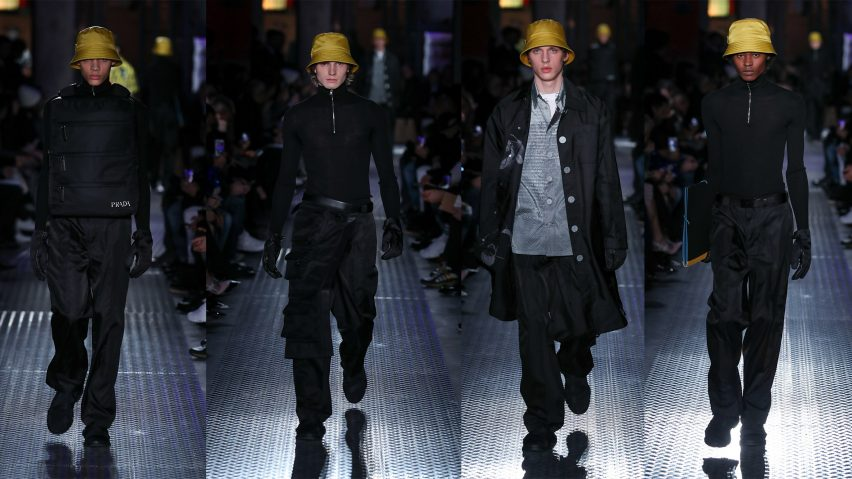 fc0dc8707bef ... and designers Konstantin Grcic and Ronan and Erwan Bouroullec have all  contributed to Prada s F W 2018 menswear collection