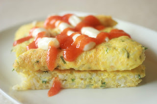 Membuat Menu Rumahan Omelet Nasi Bisa Untuk Bekal Sekolah Anak