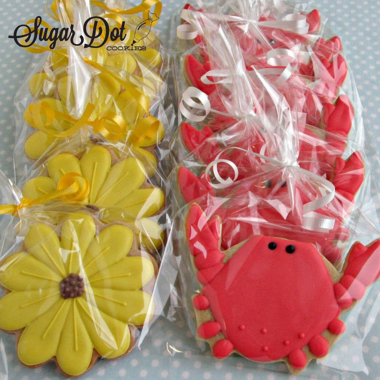 Favor Bags For Cookies
