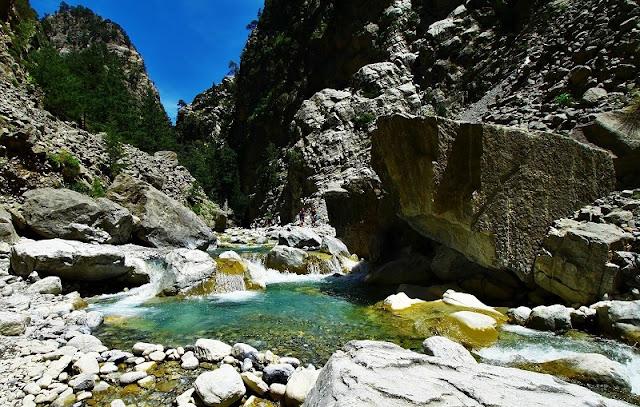 Samaria Gorge, Creta