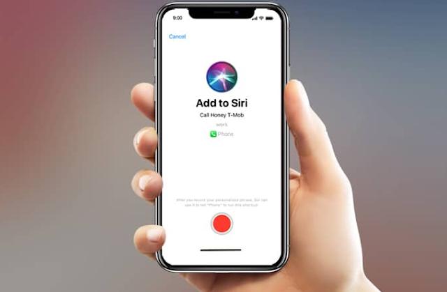 كيفية حذف بيانات Siri على ايفون وايباد