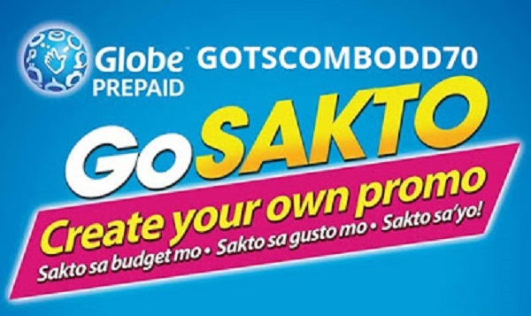 Globe GOTSCOMBODD70 : 1GB Surfing With Unlimited Texts to All Networks