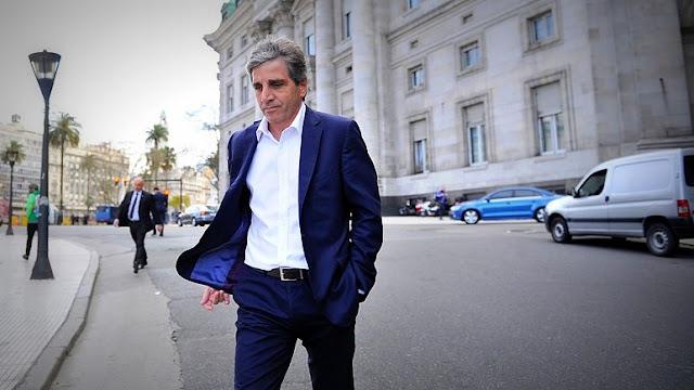 Luis Caputo renunció a la presidencia del Banco Central, lo reemplazaría Guido Sandleris