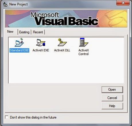Download Visual Basic 6.0 Portable