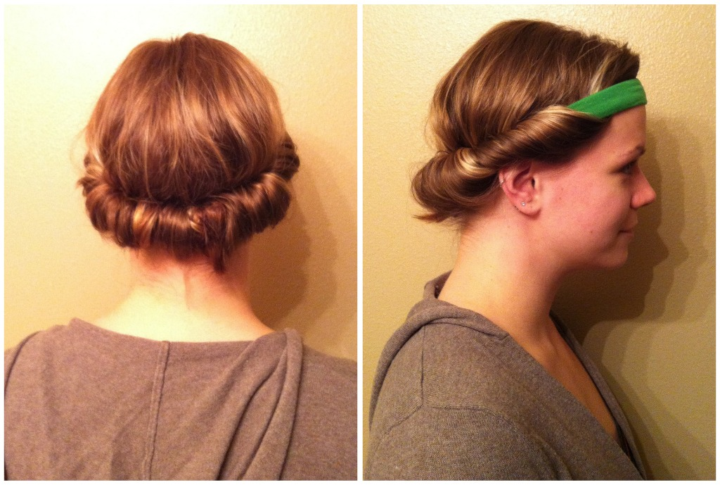 Bye Bye Beehive A Hairstyle Blog Curl Your Hair Without Heat