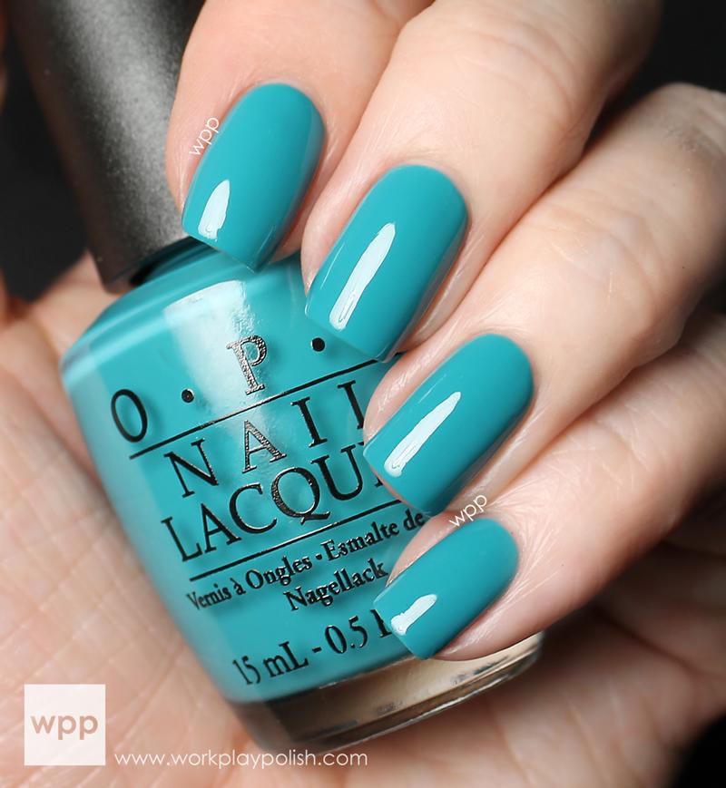 OPI Taylor Blue