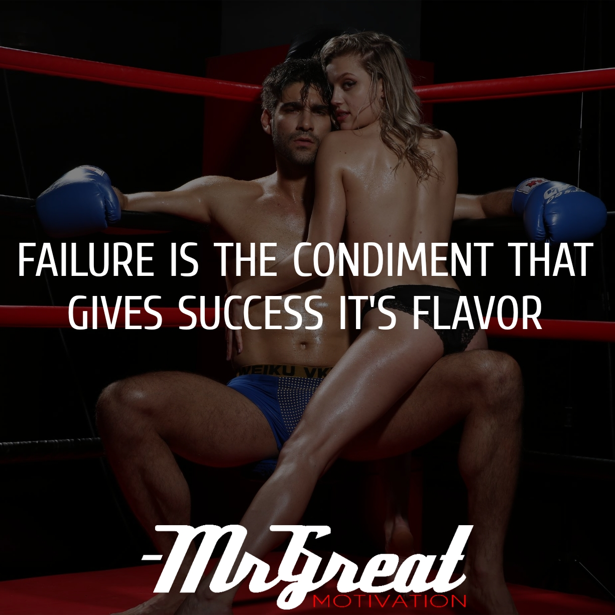 Failure is the condiment that gives success its flavor - Truman Capote
