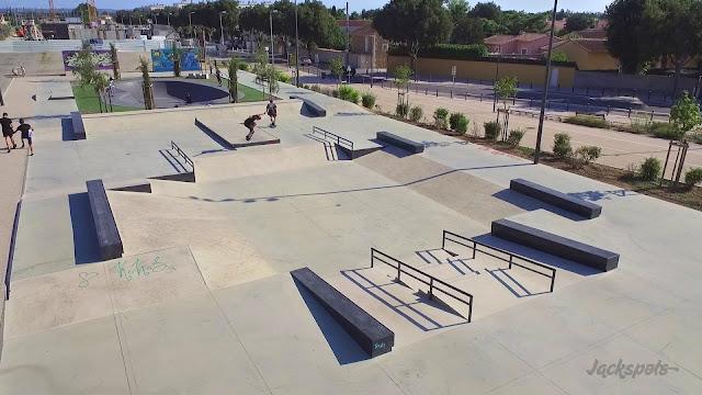 skate park salon de provence
