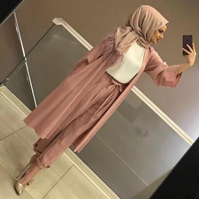 Azyaa Mohajabat Moderne Style 2018 - 2019