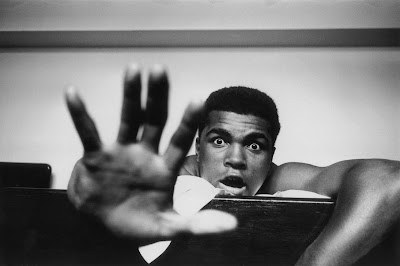 Muhammad Ali boxing legend