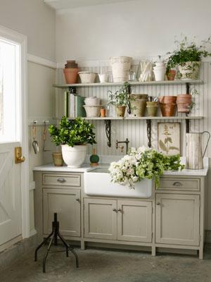 Potting Bench Inspiration Lilacs And Longhornslilacs And